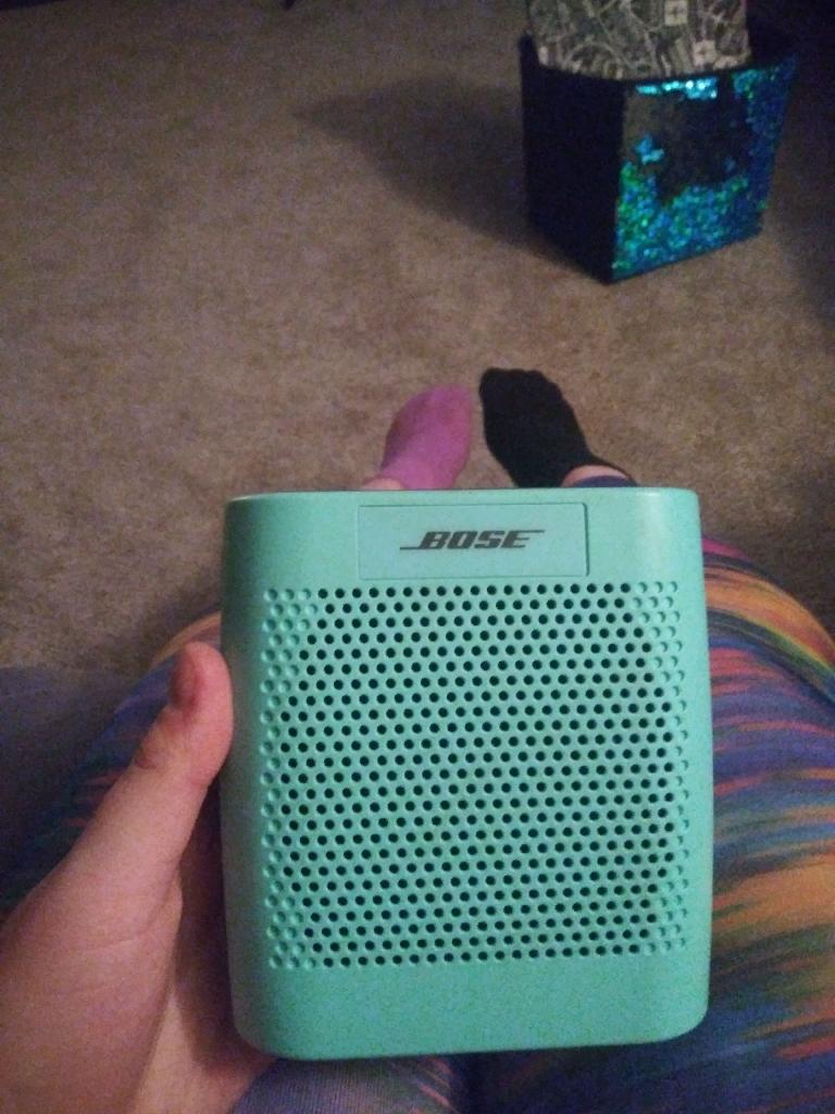 Bluetooth Bose Color Soundlink
