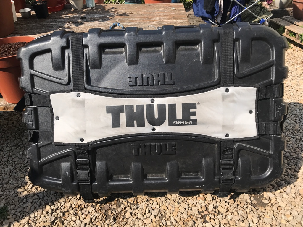 Thule bike box