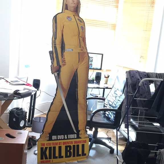 Kill Bill promo