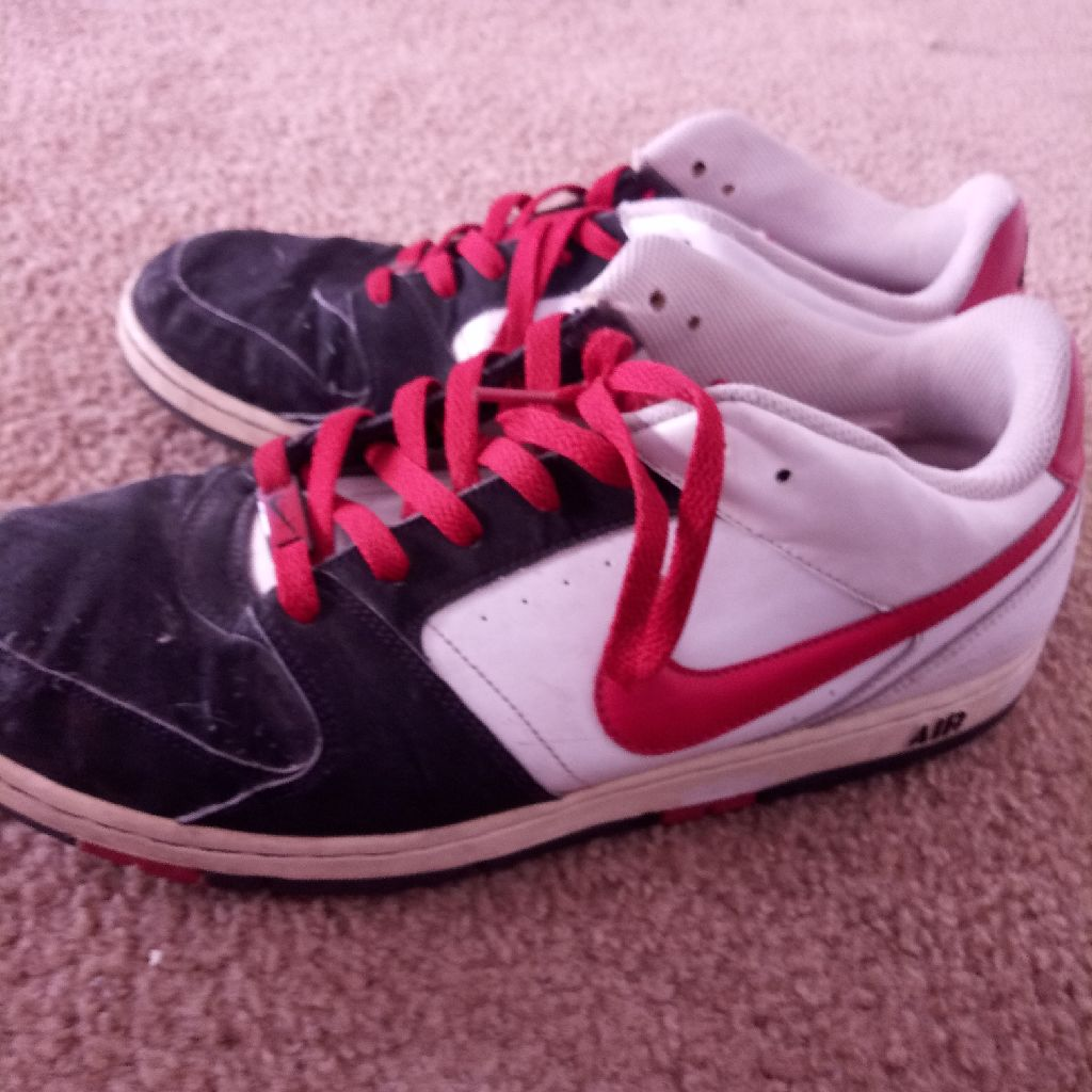 Nike air mens size12