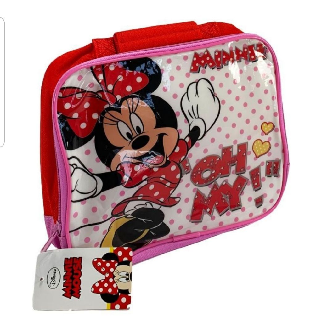 Brand new minnie mouse lunch bag