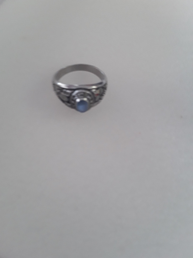 Ladies Size7 Class Ring