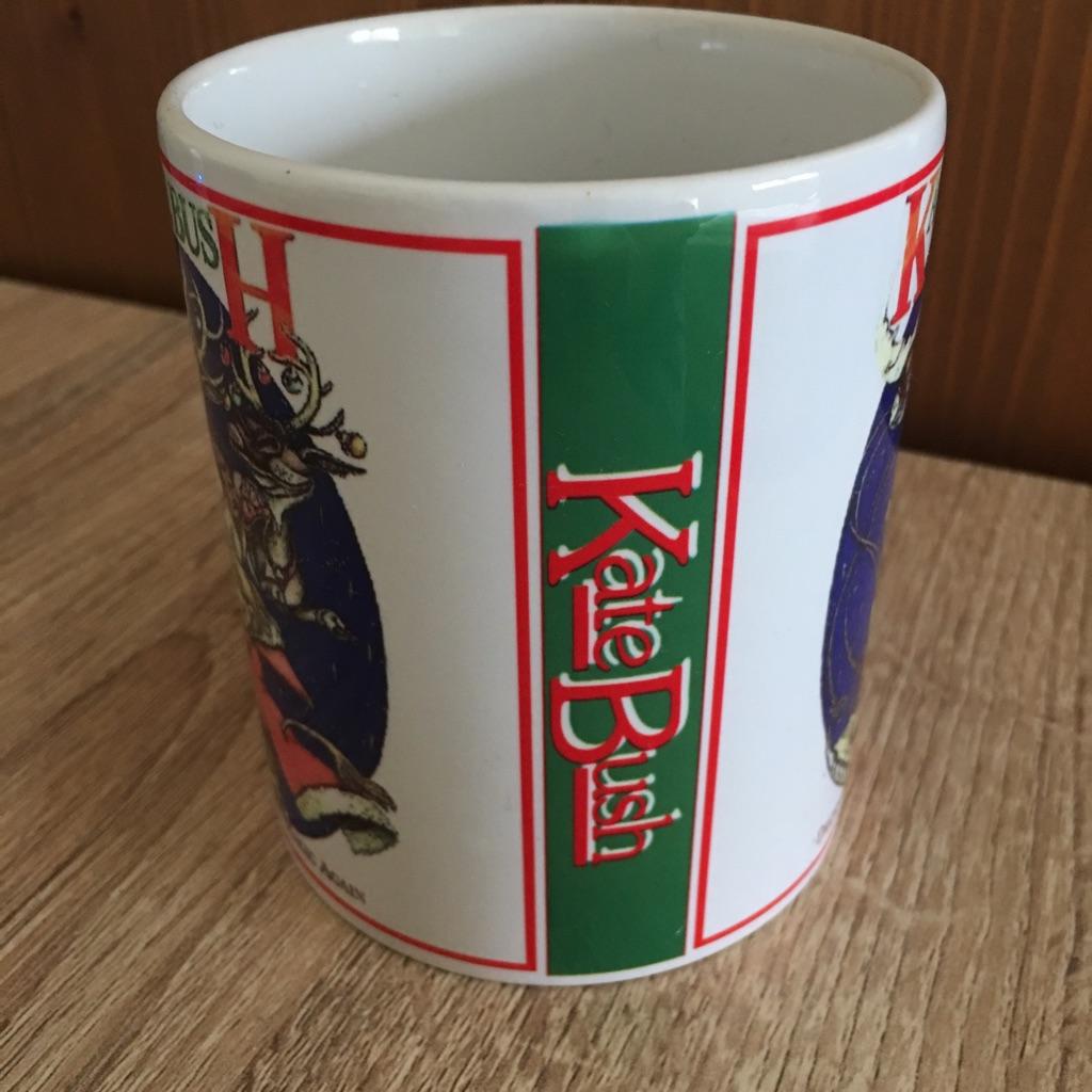 Kate Bush Mug