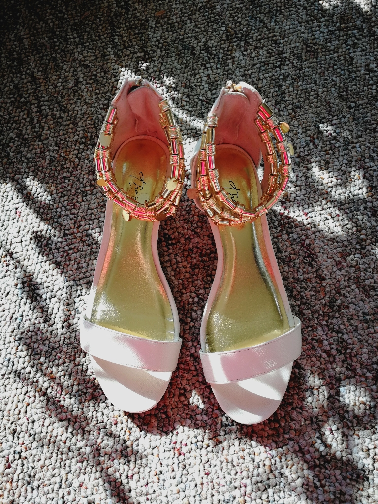Sloping Sandals