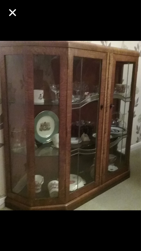 China Cabinet 1940's