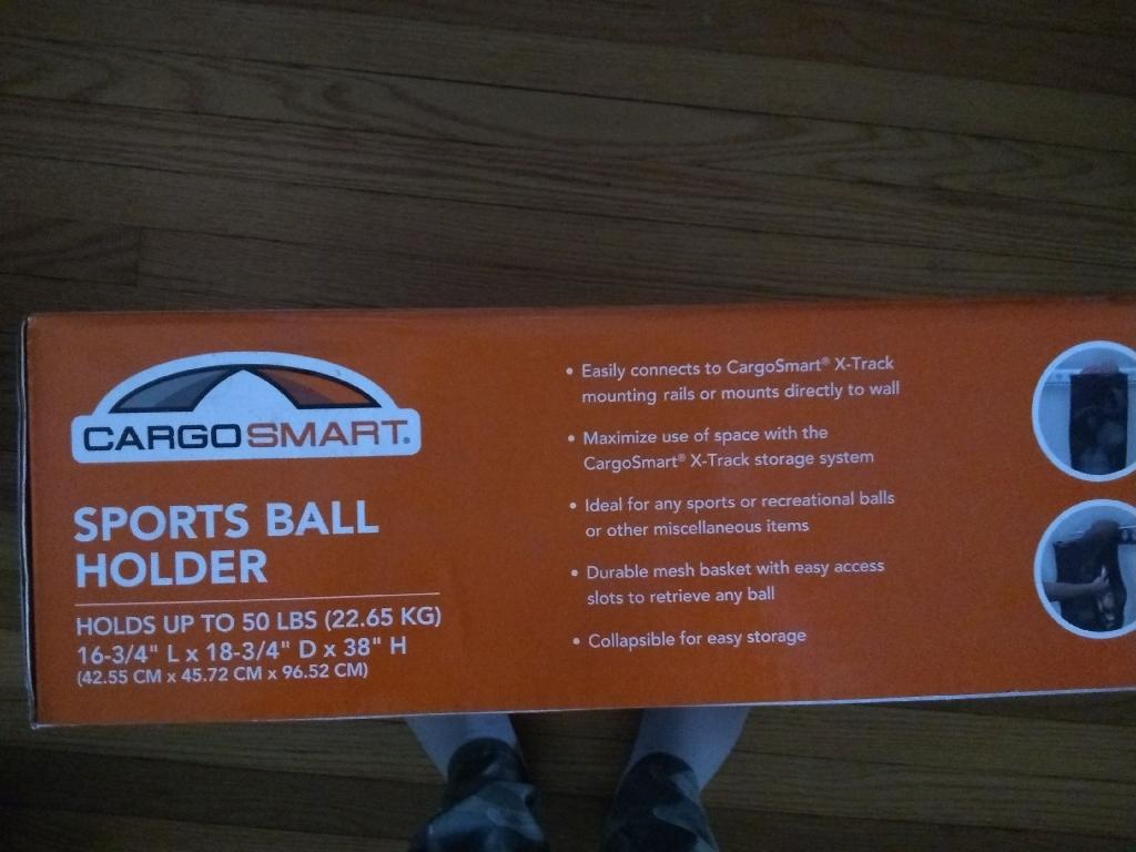 Sport ball holder