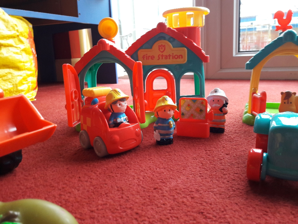 ELC Happyland Toy Bundle