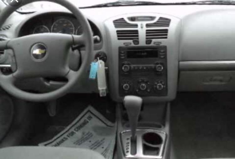 06 Chevrolet Malibu