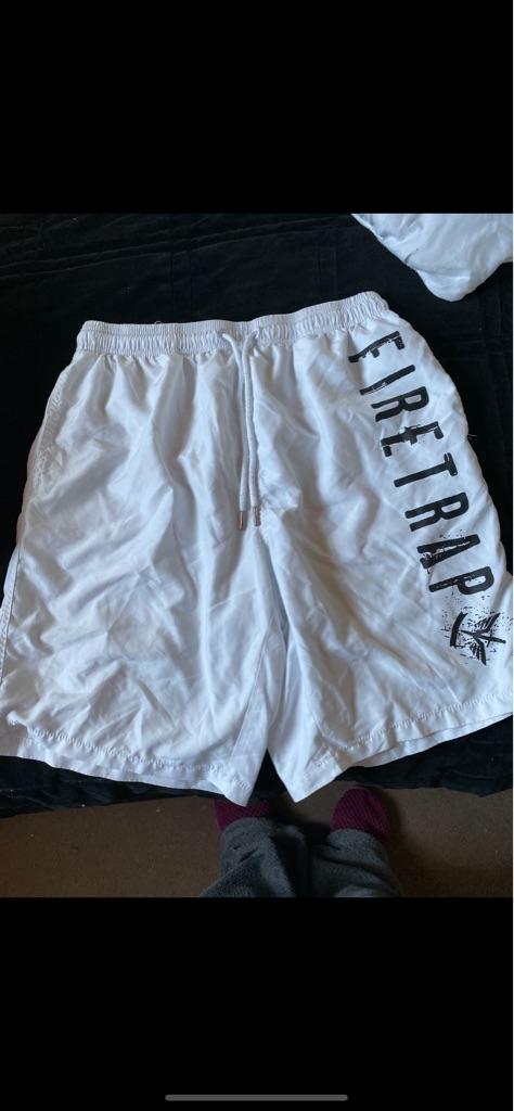 Brand new Men's Firetrap shorts/swim shorts