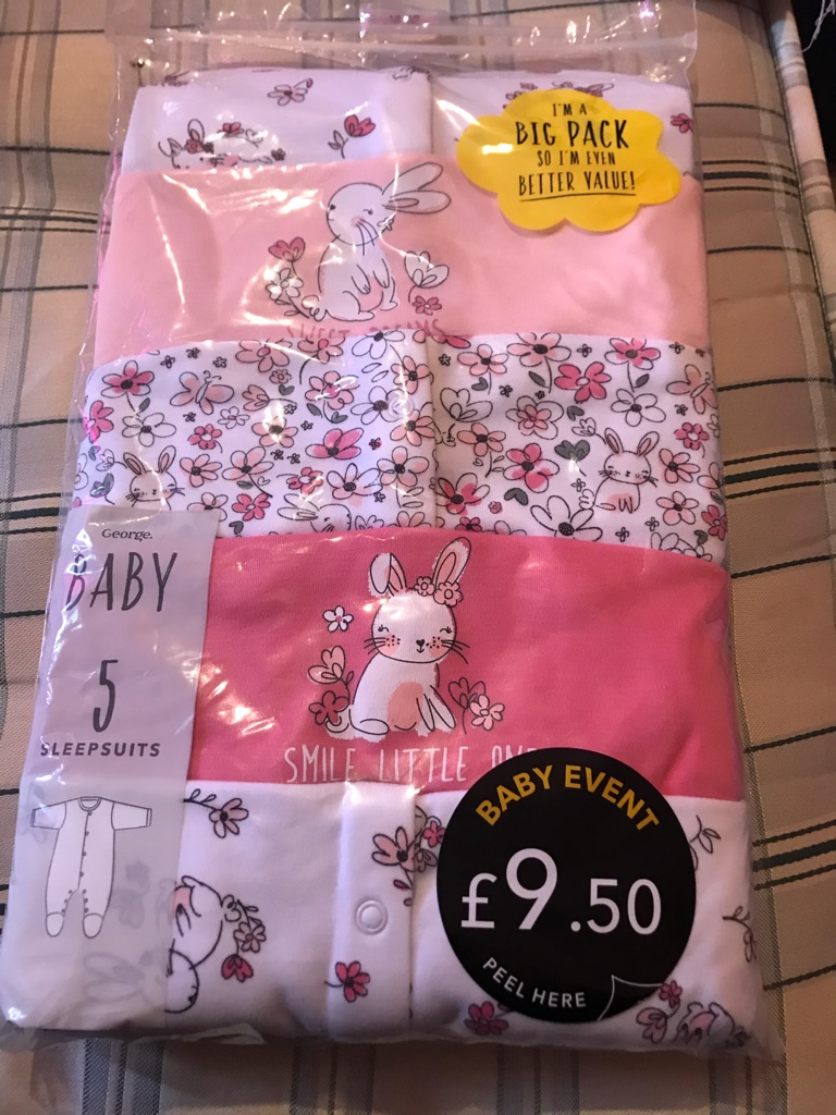 Baby grows aged 12-18