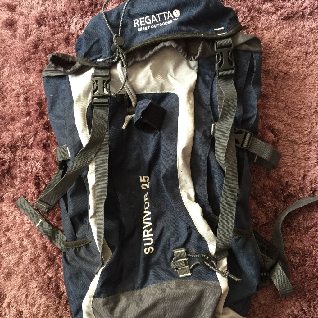 Regatta backpack