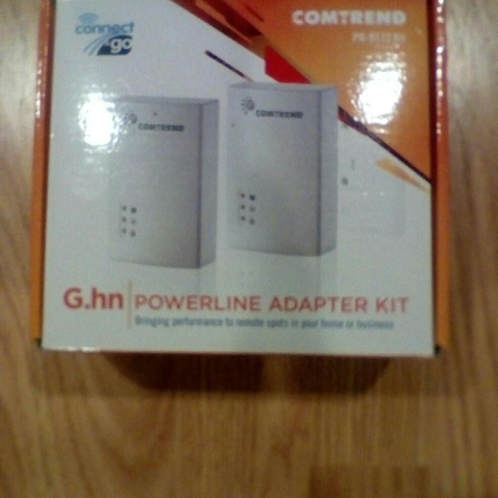 Comtrend Powerline Kit (PG-9172)