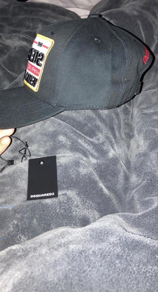 D squared hat