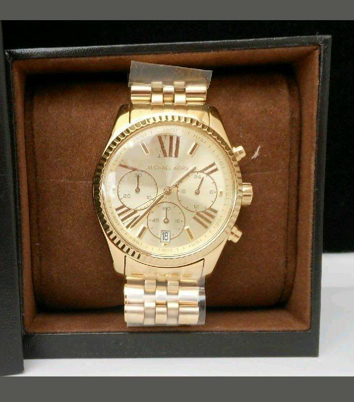 Michael Kors Lexington Ladies Watch Brand New