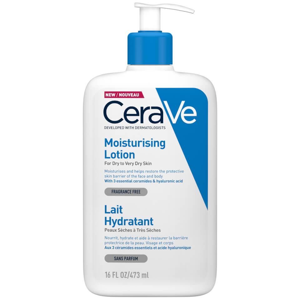 New cerave moisturising lotion 473 mL