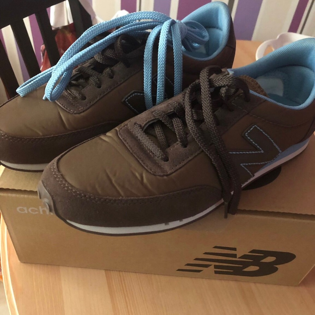 NB trainers brand new