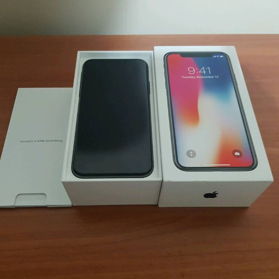 Apple iPhone X 64gb (unlocked)