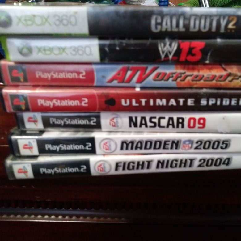 7 games for 20$