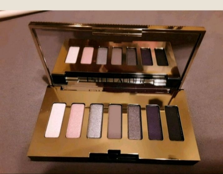 ESTEE LAUDER EYE SHADOWS pure envy 7 color