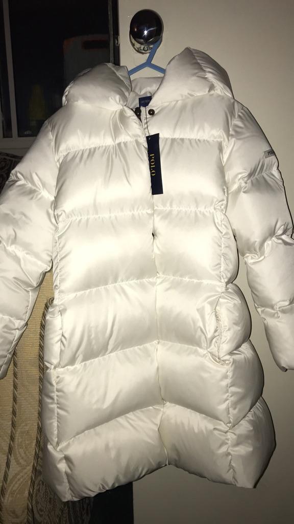 Ralph Lauren girls winter coat