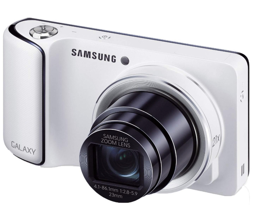 Samsung Galaxy Camera Sim and WiFi with lots of extras inc 3 extra battery and charger.