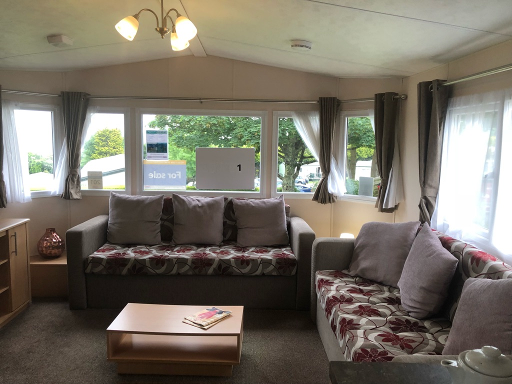 Caravan holiday in Newquay Cornwall
