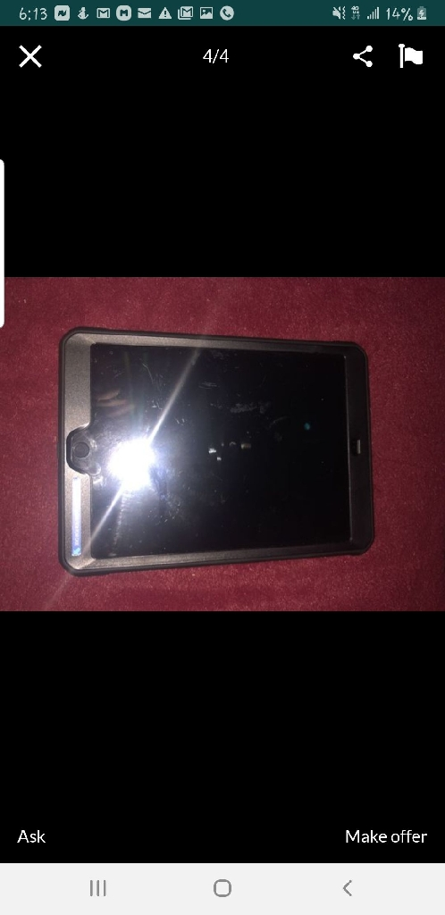 Apple iPad Generation 7