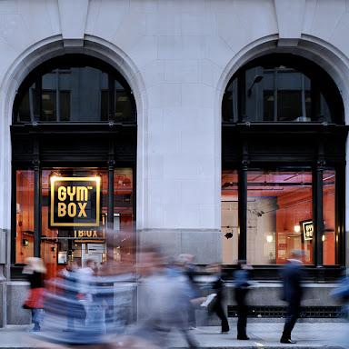 GYMBOX membership Bank