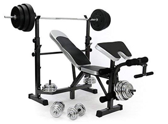 GYM BENCH price negotiable