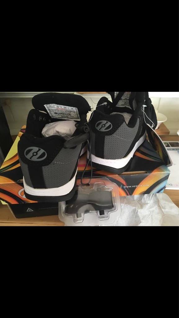 Brand new Heelys size 12