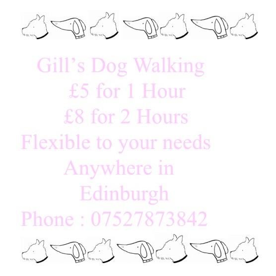 Gill's Dog Walking Service