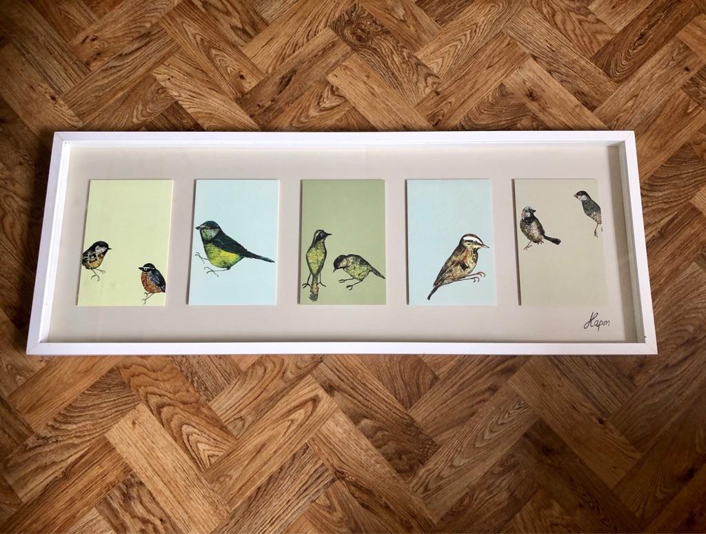 Bird print / picture