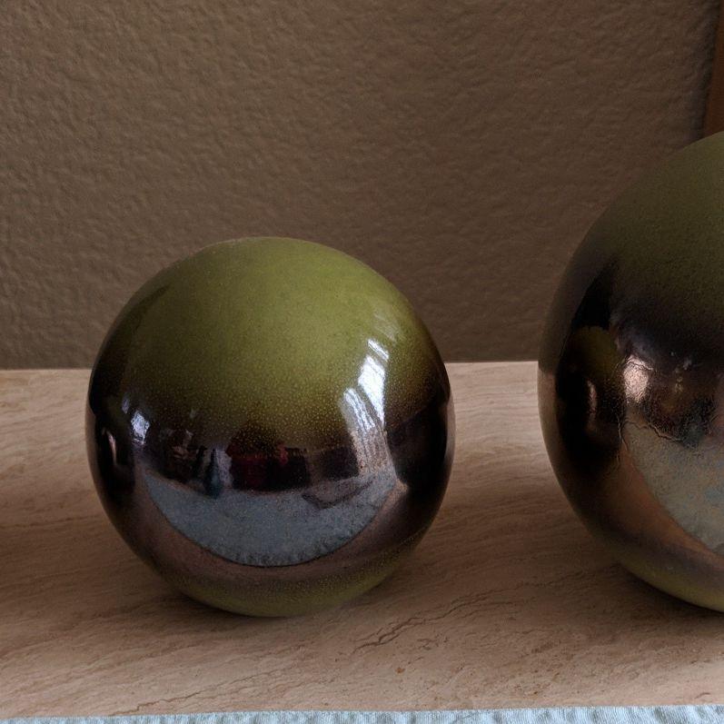 Marble Decorative Balls Ornaments