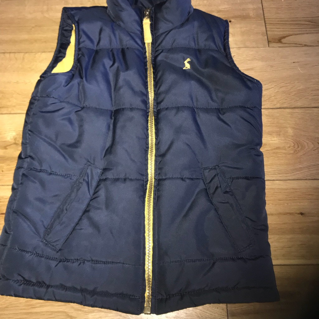 Joules body warmer
