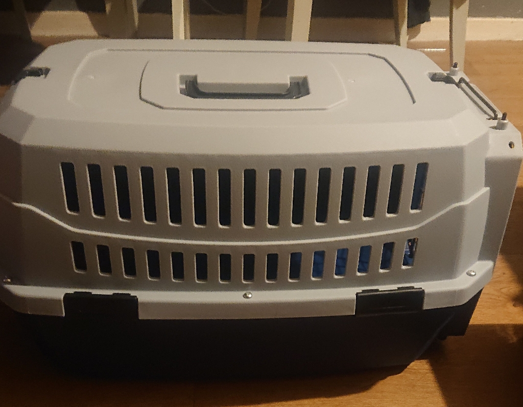 Cat Carrier and Accessories For Sale