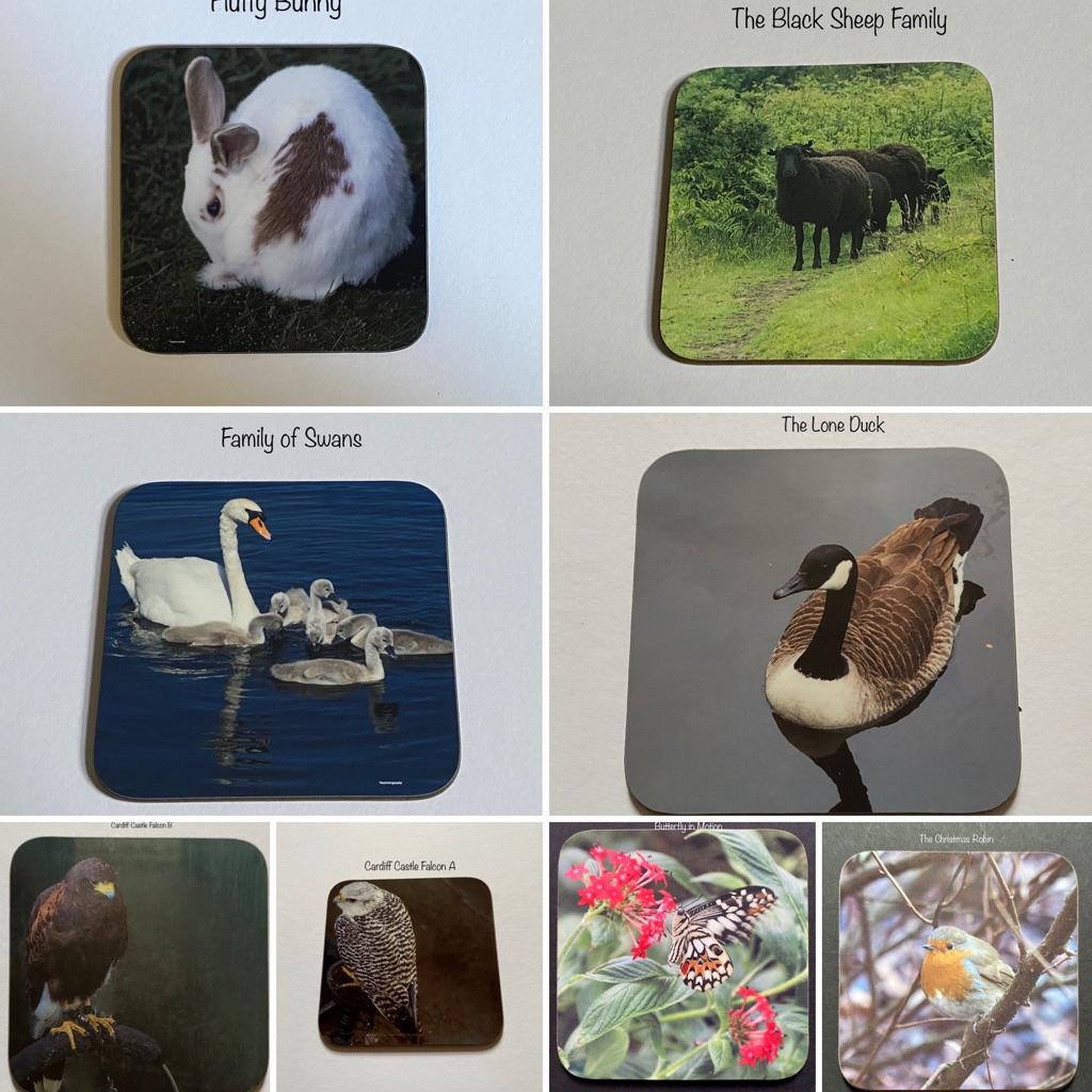 Photographic Coasters
