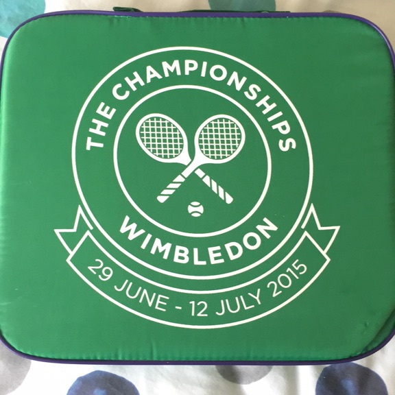 Wimbledon Seat Cushion