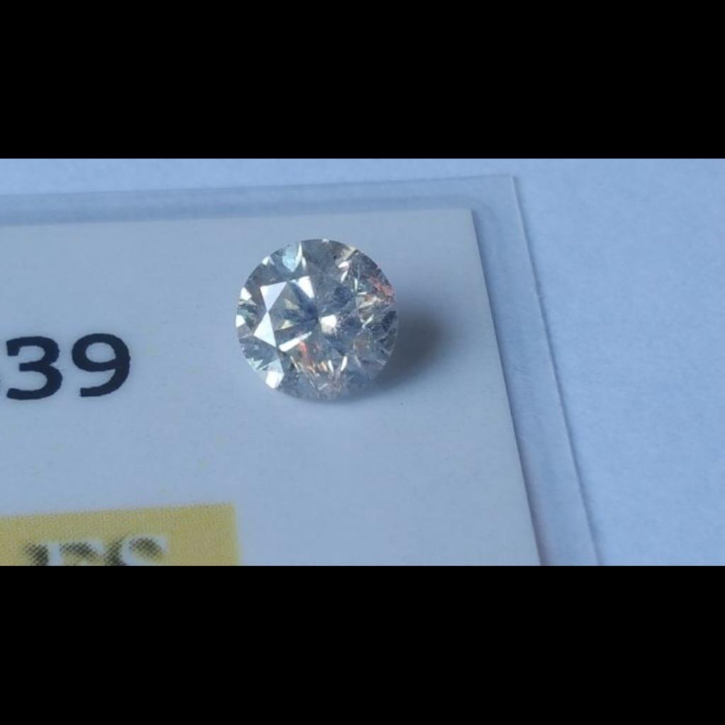 Diamond excellent cut F Si2
