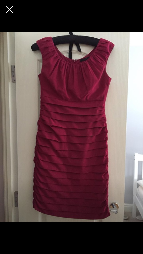 Red Coast dress