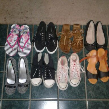 Shoes 7 1/2 to 10
