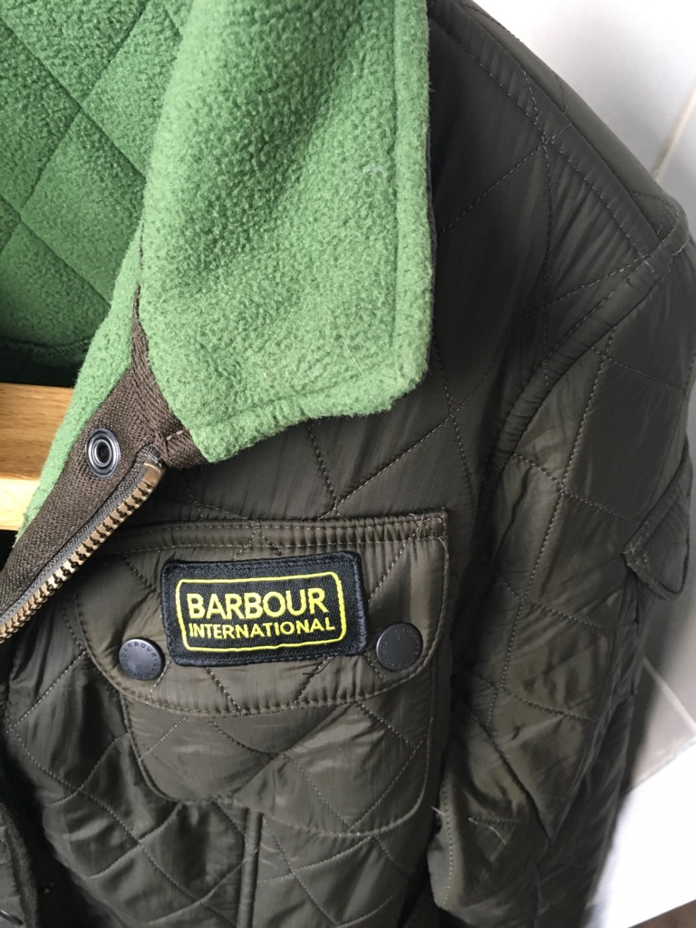 Barbour ladies jacket
