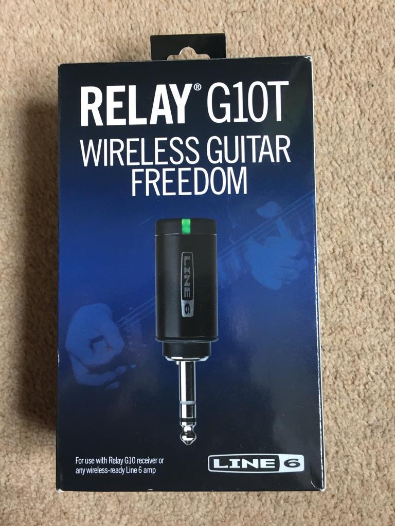 Line 6 Relay G10T Wireless Transmitter
