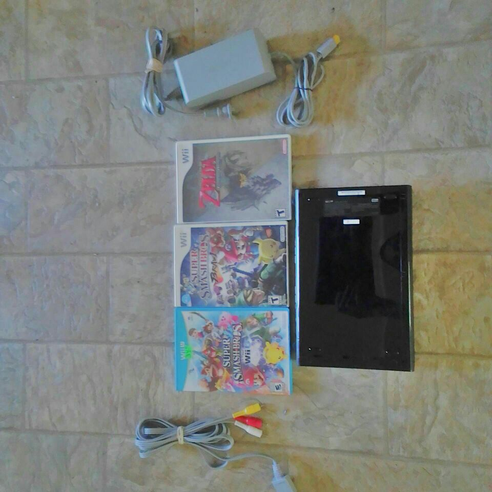 Wiiu bundle