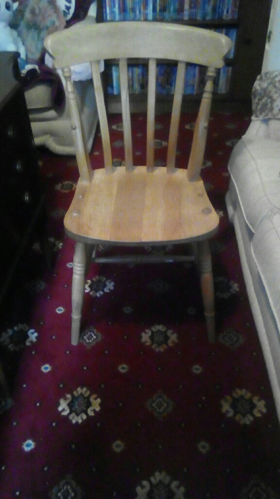 FARMHOUSE CHAIR