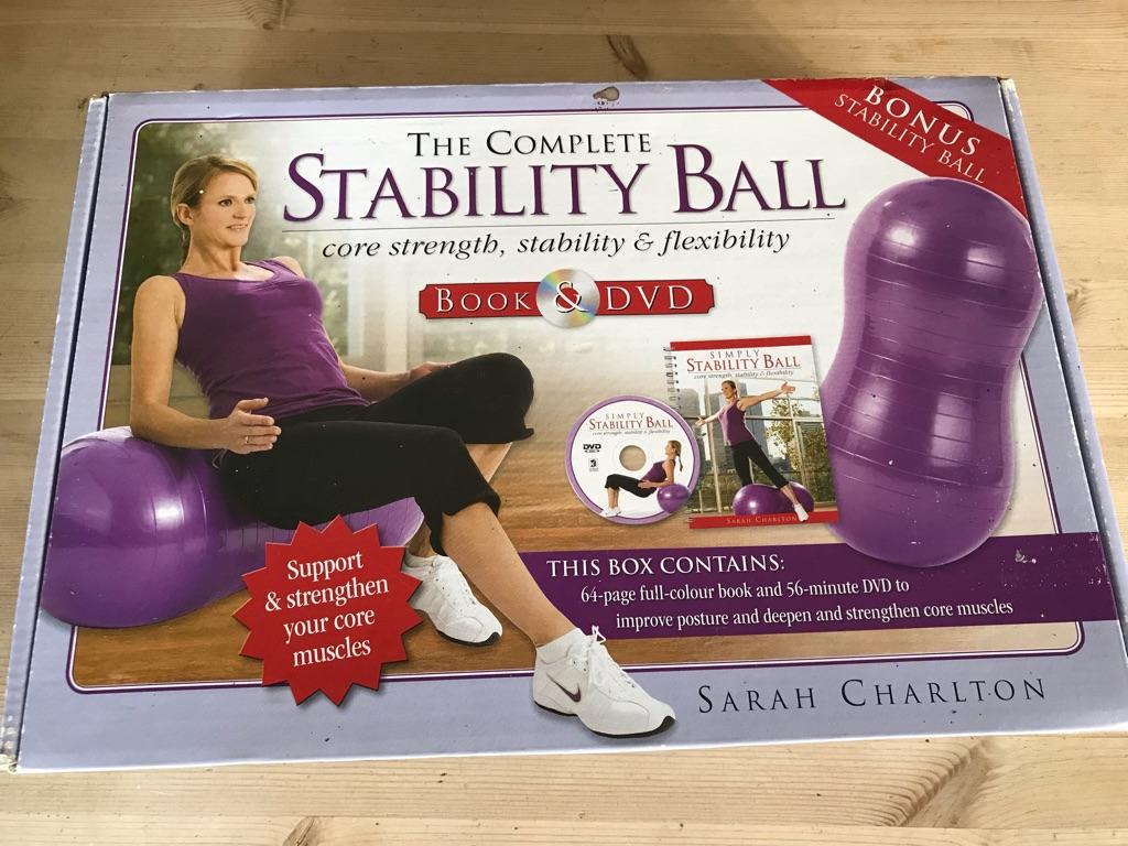 Fitness/Exercise Ball