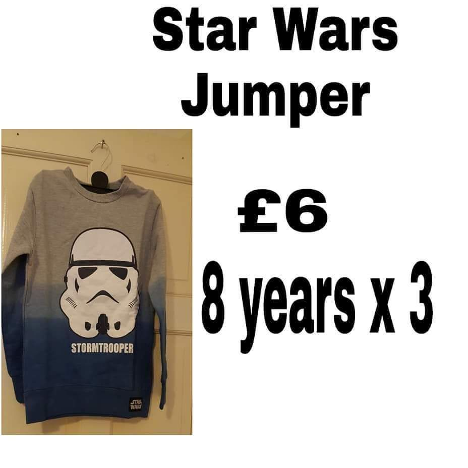 Starwars jumpers