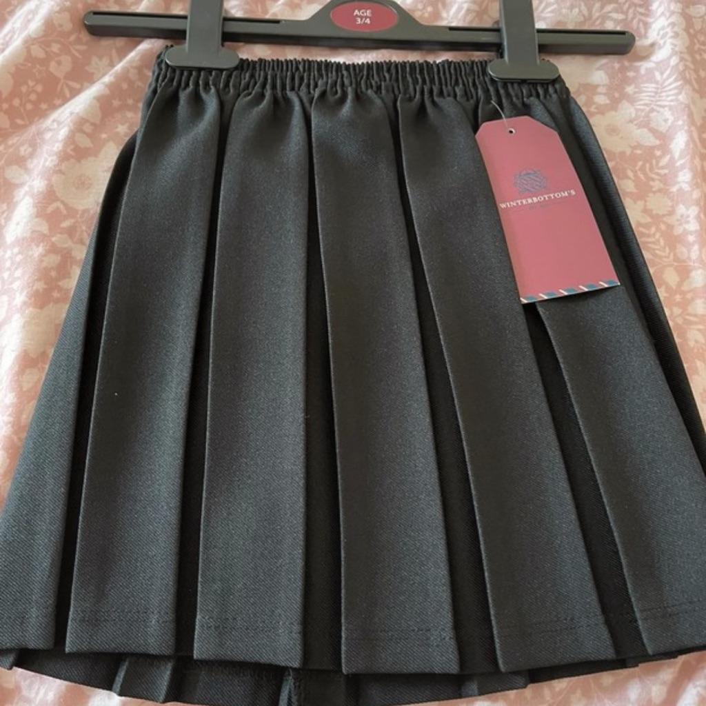 Set of school skirts