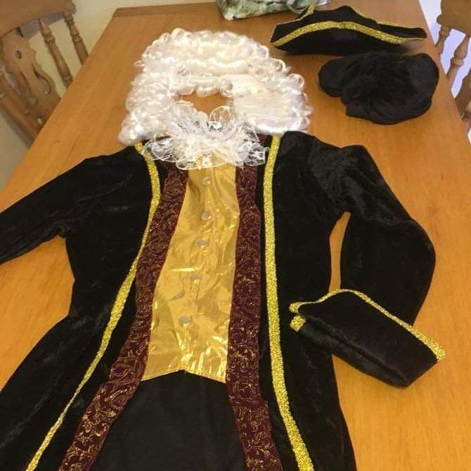 Men's dressing up costume L-XL
