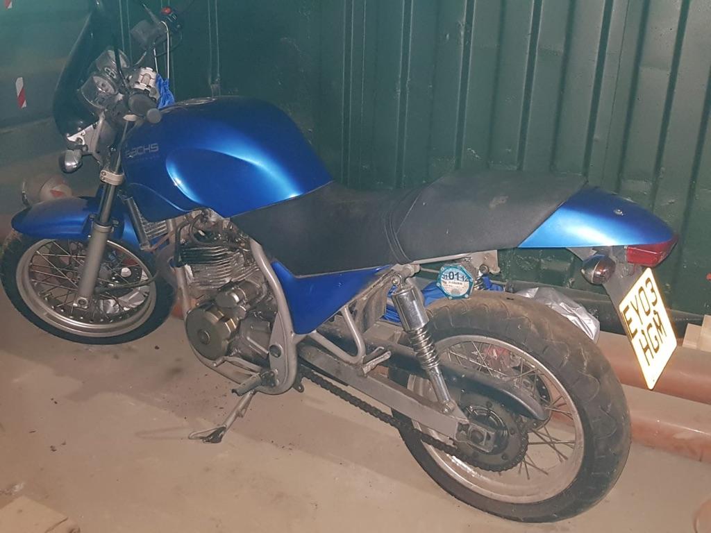 Sachs Roadster 650