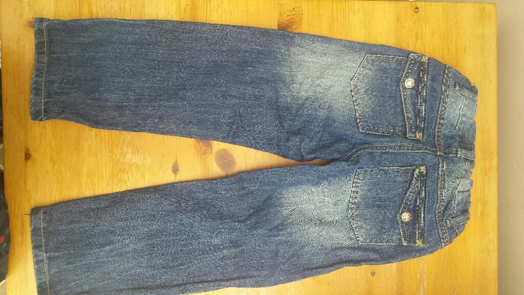 Longboard kids blue jeans 5 Years -110cm